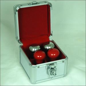 4枚装铝合金箱