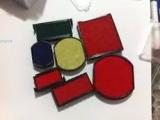 红环回墨印--替换印台(各种型号)