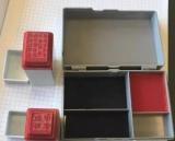 hk财务印鉴套装(财务章+法人章+印章盒)