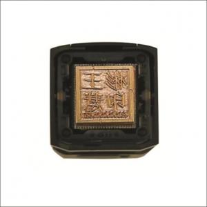 卓达4320(铜面)法人章