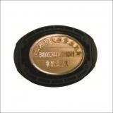 新款卓达4445(铜面)发票章
